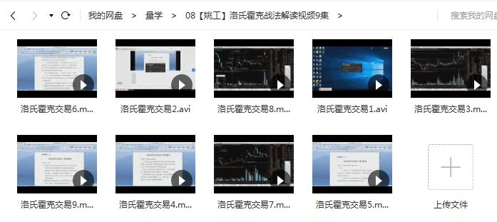 【姚工】洛氏霍克战法解读视频9集
