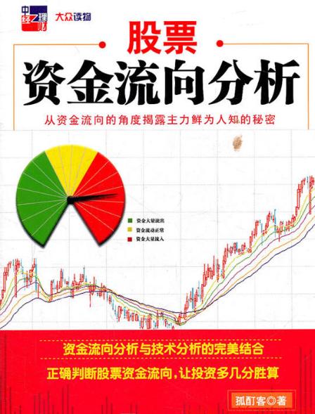 股票资金流向分析 从资金流向的角度揭露主力鲜为人知的秘密PDF电子书下载孤酊客著