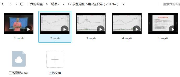 魏宁海暴涨揭秘视频教程+三线魔眼选股器