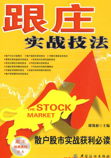 跟庄实战技法:散户股市实战获利必读PDF电子书下载康凯彬著