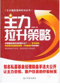 主力拉升策略PDF电子书下载 吴国平  著