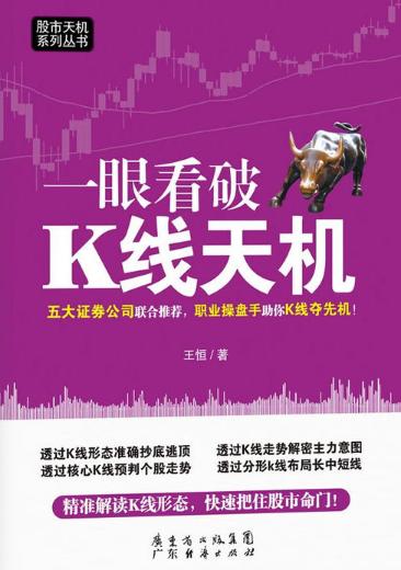 一眼看破K线天机PDF电子书下载 王恒著