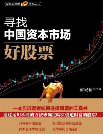 寻找中国资本市场好股票PDF电子书下载何诚颖 著
