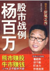 杨百万股市战例PDF电子书下载杨怀定著