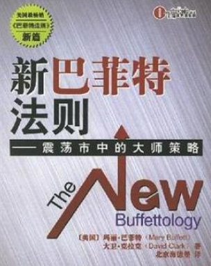 新巴菲特法则:震荡市中的大师策略PDF电子书下载(美)巴菲特,(美)克拉克著