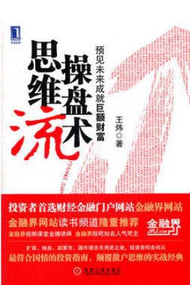 思维流操盘术:预见未来成就巨额财富PDF电子书下载王炜著