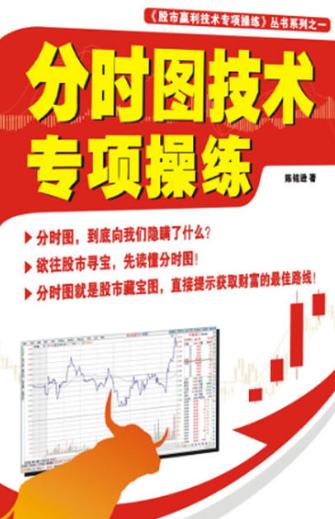 分时图技术专项操练PDF电子书下载陈铭逊