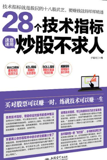 擒住大牛:28个技术指标速查速用炒股不求人PDF电子书下载护城河工
