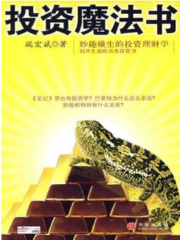 投资魔法书PDF电子书下载端宏斌著