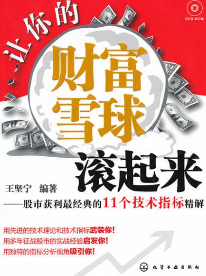 让你的财富雪球滚起来 股市获利最经典的11个技术指标精解PDF电子书下载王坚宁