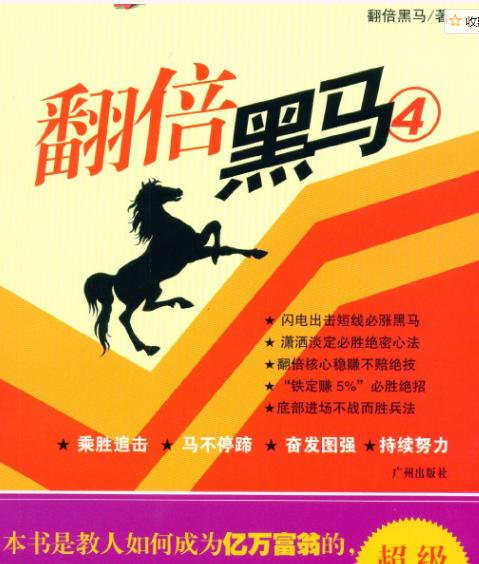 翻倍黑马4 PDF电子书下载