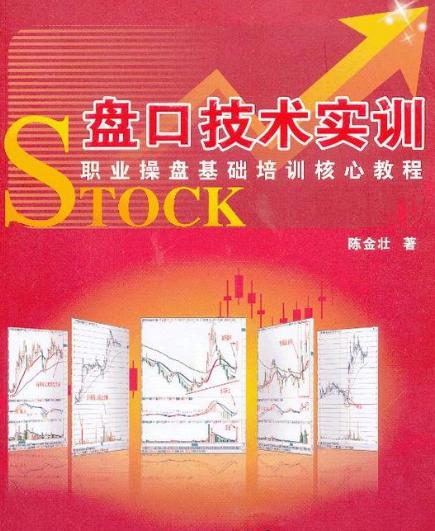 盘口技术实训PDF电子书下载作者陈金壮