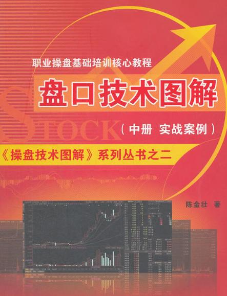 盘口技术图解中册实战案例PDF电子书下载作者陈金壮