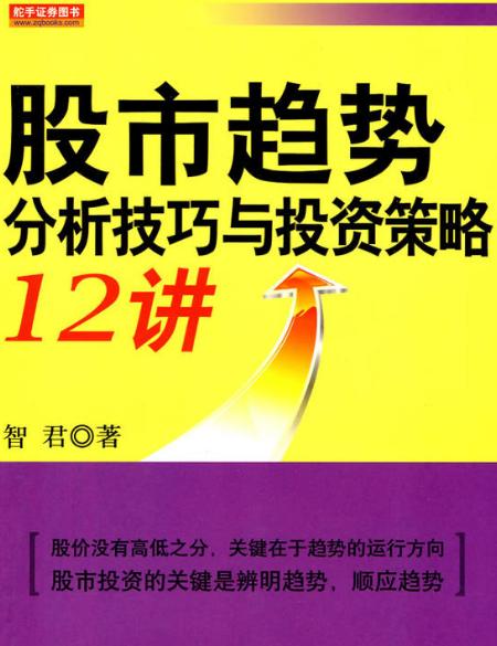 股市趋势分析技巧与投资策略12讲PDF电子书下载作者智君