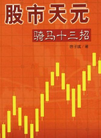 股市天元 骑马十三招  PDF电子书下载 作者 徐子城
