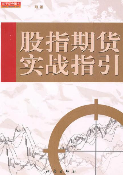 股指期货实战指引 PDF电子书下载 作者 一阳