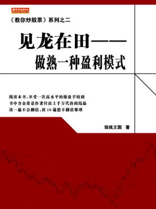 见龙在田 做熟一种盈利模式 PDF电子书下载 作者 短线王国