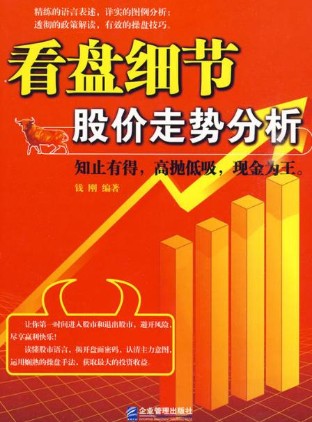 看盘细节股价走势分析PDF电子书下载 作者钱刚