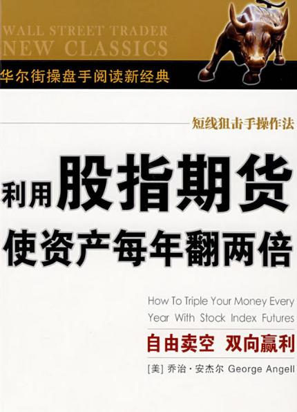利用股指期货使资产每年翻两倍 华尔街操盘手阅读新经典PDF电子书下载 作者 乔治·安杰尔