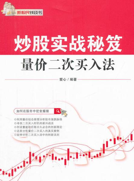 量价二次买入法PDF电子书下载作者 爱心