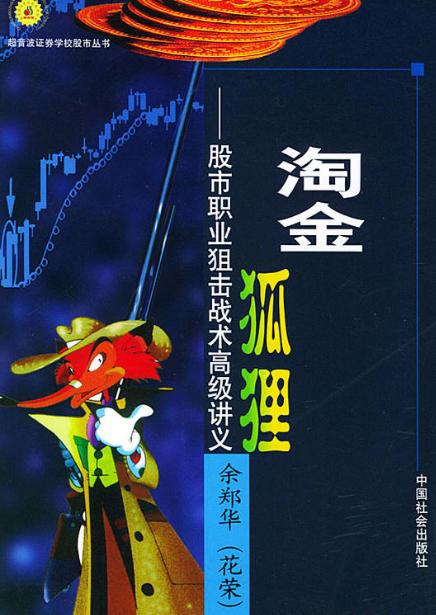 《淘金狐狸》股市职业狙击战术高级讲义PDF电子书下载 作者 花荣