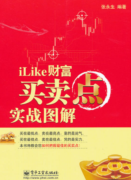 买卖点实战图解PDF电子书下载作者 张永生
