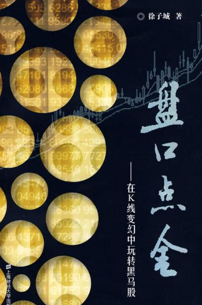 盘口点金 在K线变幻中玩转黑马股PDF电子书下载 作者 徐子城(高清版)