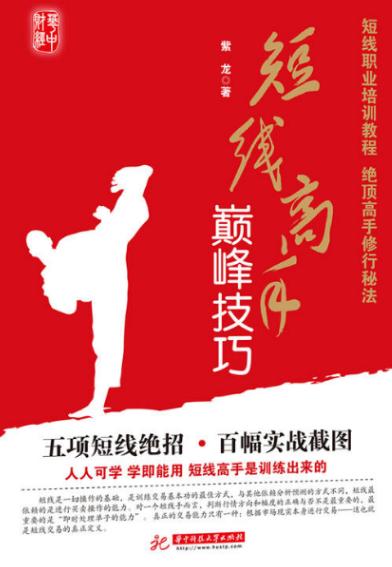 短线高手 股市巅峰技巧 电子书PDF下载 作者 子龙(高清版)