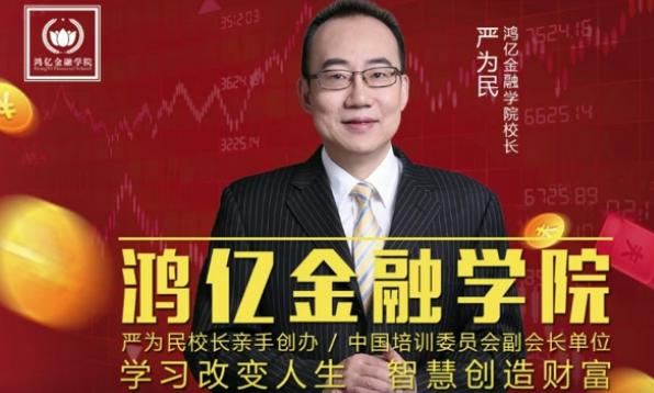 【严为民】鸿亿金融学院 逻辑买卖4期视频课程 (共15节2019年版)