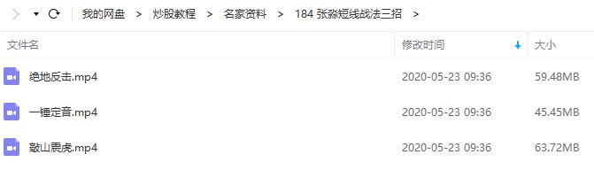 张淼 金鸡独立 之捕捉超跌股龙头战法 三招视频培训课程
