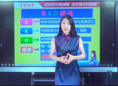 张清华20210402直播课-BKD战法 高清视频